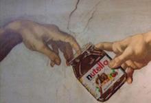 Организация BTL акций для бренда «Nutella»