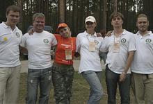 Организация тимбилдинга в спб для работников Рекламы и PR